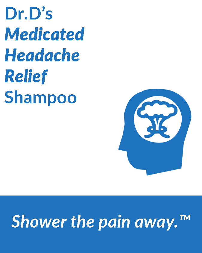 Headache Relief Shampoo Banner Ad